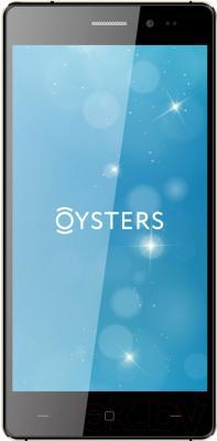 Смартфон Oysters Pacific VS (черный/шампанское)