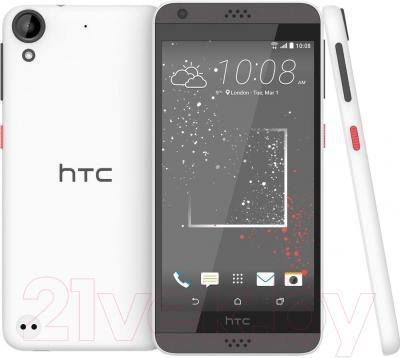 Смартфон HTC Desire 530 (белый)