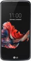 Смартфон LG K10 / K410 (черно-синий) -