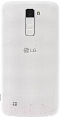 Смартфон LG K10 / K410 (белый)