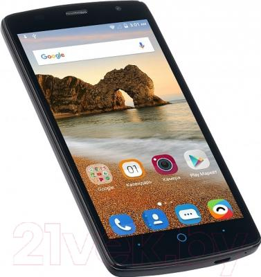 Смартфон ZTE Blade L5 Plus (черный)
