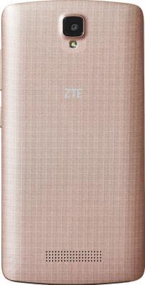Смартфон ZTE Blade L5 Plus (золотой)