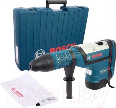 Профессиональный перфоратор Bosch GBH 12-52 D (0.611.266.100)