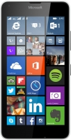 Смартфон Microsoft Lumia 640 LTE Dual (белый) -
