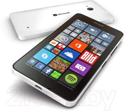 Смартфон Microsoft Lumia 640 LTE Dual (белый)