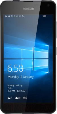 Смартфон Microsoft Lumia 650 (черный)