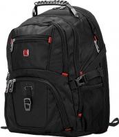 Рюкзак для ноутбука Continent BP-301 BK (черный) -