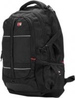 Рюкзак для ноутбука Continent BP-302 BK (черный) -