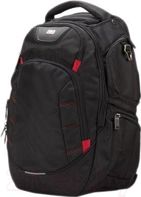 Рюкзак для ноутбука Continent BP-303 BK (черный)