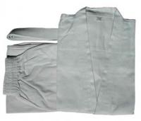 Кимоно для карате NoBrand KAR-1 140 (белый) -