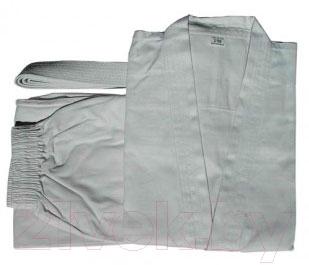 Кимоно для карате NoBrand KAR-5 180 (белый)