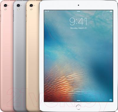 Планшет Apple iPad Pro 9.7 128GB LTE / MLYL2RK/A (розовое золото)