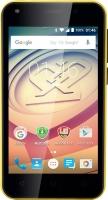 Смартфон Prestigio Wize L3 3403 Duo / PSP3403DUO (желтый) -