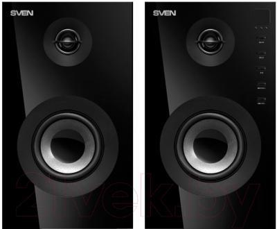 Мультимедиа акустика Sven SPS-615 (черный)