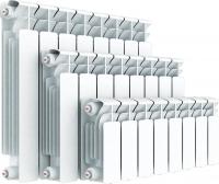 Радиатор биметаллический Rifar Base 350 (10 секций) -