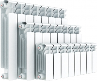 Радиатор биметаллический Rifar Base 500 (14 секций) -
