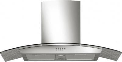 Вытяжка купольная Aisen 198KZ (900 LCD, сенсорное управление) - общий вид