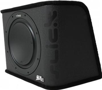 Корпусной пассивный сабвуфер VIBE audio SLR12 - вид сбоку