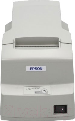 Чековый принтер Epson TM-T58 (C31CA04051A0)