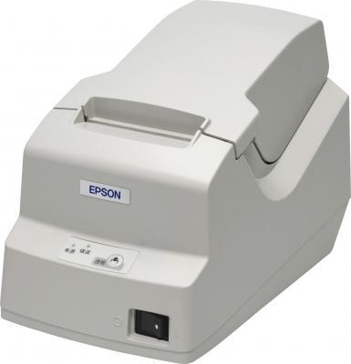 Чековый принтер Epson TM-T58 (C31CA04061A0) - общий вид