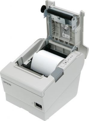 Чековый принтер Epson TM-T88V (C31CA85222) - изнутри
