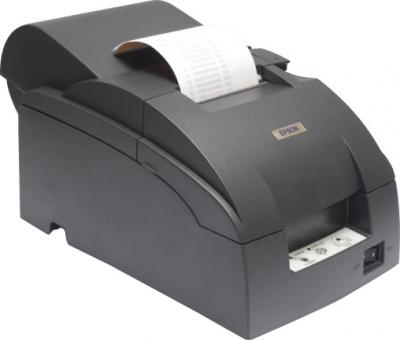 Чековый принтер Epson TM-U220D (C31C515052) - общий вид