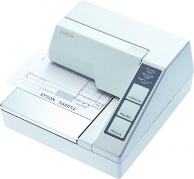 Чековый принтер Epson TM-U295Р (C31C178242) - общий вид