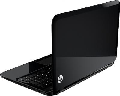 Ноутбук HP Pavilion 15-b129sr (D6X31EA) - вид сзади