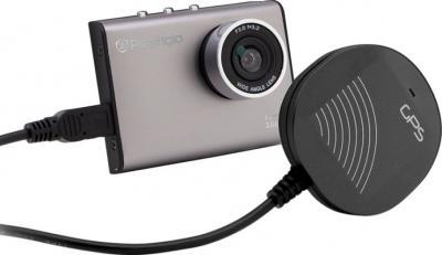 Автомобильный видеорегистратор Prestigio RoadRunner 520GPS (PCDVRR520GPS) - gps-модуль