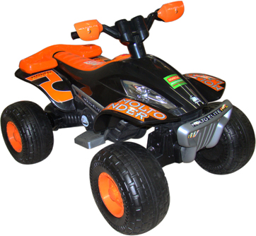 Детский квадроцикл Полесье Molto Elite 5 (B) - общий вид