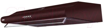 Вытяжка плоская Exiteq Standard 501 (коричневый)