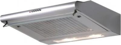 Вытяжка плоская Exiteq Standard 501 (нержавеющая сталь) - общий вид