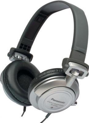 Наушники Panasonic RP-DJ300E-S - общий вид