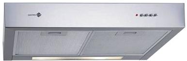 Вытяжка плоская Exiteq Sambox 60 - общий вид
