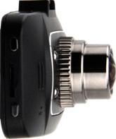 Автомобильный видеорегистратор Ritmix AVR-827 - вид сбоку слева