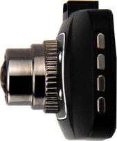 Автомобильный видеорегистратор Ritmix AVR-827 - вид сбоку справа
