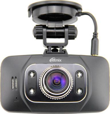 Автомобильный видеорегистратор Ritmix AVR-827 - фронтальный вид