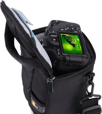 Сумка для фотоаппарата Case Logic CPL-104GY - внутренний вид