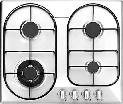 Газовая варочная панель Exiteq PFL640STX-E - общий вид