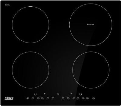 Индукционная варочная панель Exiteq MC-IF686A - общий вид
