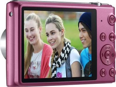 Компактный фотоаппарат Samsung ST150F Pink (EC-ST150FBPPRU) - общий вид