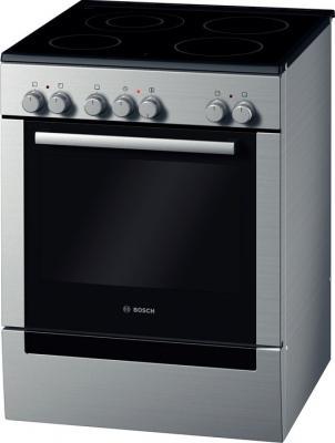 Кухонная плита Bosch HCE633150R - общий вид