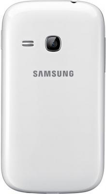 Смартфон Samsung S6312 Galaxy Young White (GT-S6312 ZWASER) - задняя панель