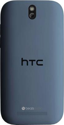 Смартфон HTC One SV Blue - задняя крышка