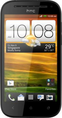 Смартфон HTC One SV White - общий вид