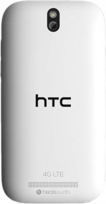 Смартфон HTC One SV White - задняя панель