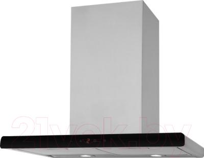 Вытяжка Т-образная Ciarko Quatro Slim Round (60, черный)