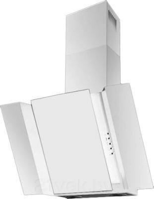 Вытяжка декоративная Ciarko Specjal Star (60, белый) - общий вид