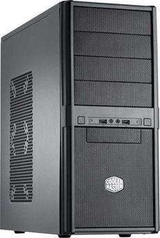 Игровой компьютер HAFF Maxima SC50-i44D10P66Ti - общий вид