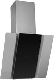 Вытяжка декоративная Ciarko Specjal Star (60 Black-Gray) - общий вид